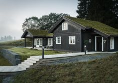 Storeble hems hytte1 Home Fashion, Cabin, House Styles, Inspiration, Home Decor, Biblical Inspiration, Decoration Home, Room Decor, Cabins