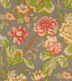 Waverly Sun N Shade Outdoor Fabric-Sonnet Sublime Oasis