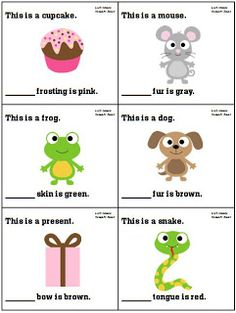 Liz's Speech Therapy Ideas: Possessives Unit