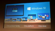 Windows 10 is the official name for Microsoft's next version of Windows  #ALR