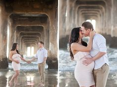 by kathryn colby photography | manhattan beach maternity | maternity beach photography