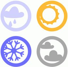 Silhouette Online Store: weather