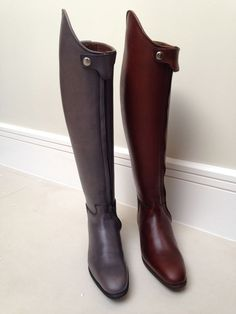 celerisbootsusa:  Passagein grey and chestnut brownBoth. I want both. Fully Custom.http://shop.xenophonpress.com/Celeris-Passage-Made-to-Meassure-Dressage-Boots-9000.htmhttp://shop.xenophonpress.com/Celeris-Passage-Made-to-Meassure-Dressage-Boots-9000.htm