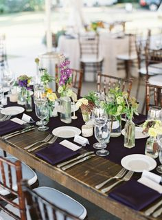 Love this tablescape by Ooh! Events! Photo by Virgil Bunao