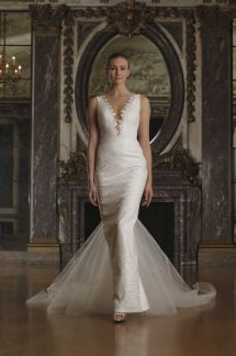 Romona Keveza Collection - spring 2016 - Style Me Pretty