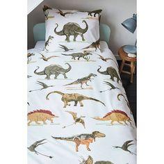 Beddinghouse Kinderdekbedovertrek Dinosaurus