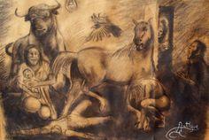 *Guernica ...!interpretación de las figuras,Pablo Picasso* - Anundis.com :: Discapacidad :: Red Social