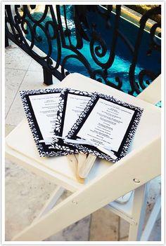#Wedding #Program #Fans