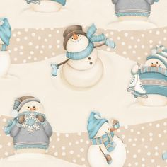 F6798-40 , I Still Love Snow 2 ply flannel by Shelly Comiskey of Simply Shelly Designs, Henry Glass & Co., Inc.