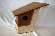 cool bird house plans lewistown - Google Search