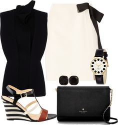 """""""Accessories by Kate Spade"""" by myshoppingcart on Polyvore"""