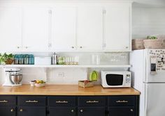 Reformar la cocina armarios renovados