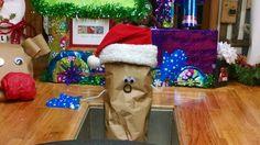 Christmas poo.  Super easy!