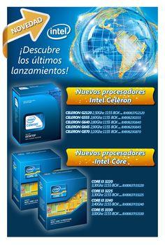Lo nuevo de Intel!