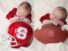 NC state! This is cute, but I'll always love my razorbacks more. Unless dade goes to nc state one day...then I might jump ship