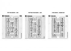 Fuse box diagram?? Page 4 VW T4 Forum VW T5 Forum