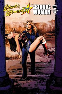 tondorajudit: Wonder Woman '77 meets The Bionic Woman TPB is out...