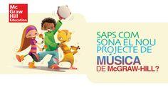 Saps com sona el nou projecte de Música de McGraw-Hill? www.primaria.cat #mheducation #musica #primaria