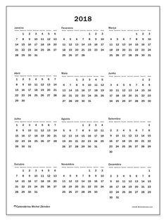 printable agenda calendar 2018