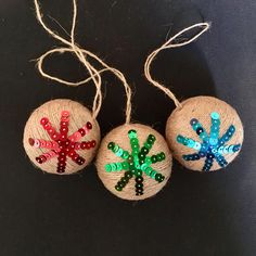 #DIY/Christmas decoration/ deco de noël