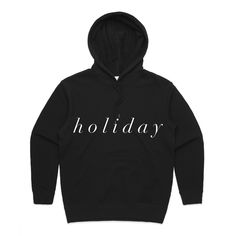 Live everyday like it's a holiday 🌟  $5 from the sale of this item goes to supporting domestic abuse awareness Life Gets Better, Statement Tees, Love Yourself First, Get The Job, Print Design, Printed, Hoodies, Live, Holiday