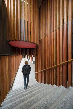 The Infinity Centre   Keilor East, Australia McBride Charles Ryan Architects