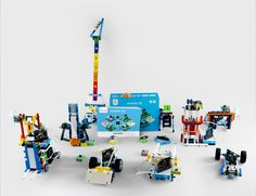 Crowbits Launches Creative Electronic Blocks For STEM Learning on Kickstarter Kids Blocks, Lego Blocks, Programing Software, Stem Learning, Python Programming, Educational Activities, Computer Science, Some Fun, Problem Solving