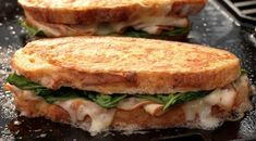Check out this delicious recipe for Monte Cristo Sandwiches with Smoked Turkey and Spinach from Weber—the world's number one authority in grilling