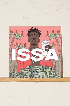4b831fe967b8 21 Savage - Issa Album 2XLP 90s Fashion, Issa, Types Of Fashion Styles,