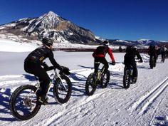2013 Crested Butte Fat Bike Race