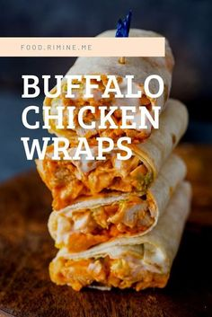 Buffalo chicken wraps 15 easy recipes for college students on a budget Easy Desert Recipes, Easy Recipes For Beginners, Easy Delicious Recipes, Easy Appetizer Recipes, Vegetarian Recipes Easy, Easy Chicken Recipes, Recipes Dinner, Beef Recipes, Easy Meals For Two