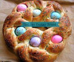 Italian Easter Bread - Recipe - DominickCosta.com