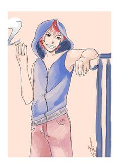 zeichnung drawing, manga, alle Rechte an der Zeichnung liegen bei @Rhukii