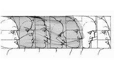 Profilograph (after Dürer) by Pablo Garcia. http://www.pablogarcia.org/projects/profilograph-after-duerer/