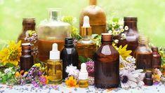 Vrei să-ți crească părul mai repede? Folosește uleiuri naturale Peta, Mai, Table Decorations, Bottle, Hip Bones, Flask, Jars