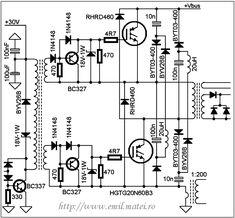 Diy Welder, Inverter Welder, Power Supply Circuit, Electronics Projects, Travel, Inverter Welding Machine