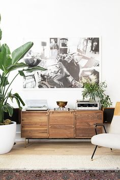 space in nyc designed by home polish interior decorators / sfgirlbybay