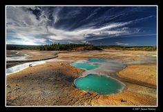 Norris Geyser Basin | Flickr - Photo Sharing!