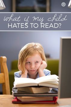 What do you do if you child doesn't want to read?