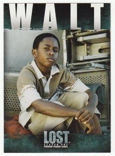 Lost - Season 1 # 69 Walt Lloyd: Different - Inkworks - 2005