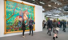 At The Armory Show, International Dealers Find Refuge in New York Market's Strength