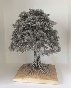 wire tree large