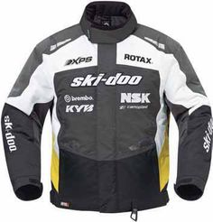 Ski-Doo X-TEAM WINTER JACKET - RACE EDITION from St. Boni Motor Sports $369.99