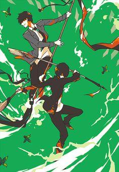 角川書店『コロヨシ!!』,『決起! コロヨシ!! 2』,『終舞! コロヨシ!! 3』(著:三崎亜記) 装画 I drew the cover illustrations for the novels by Aki Misaki, published by KADOKAWA SHOTEN.