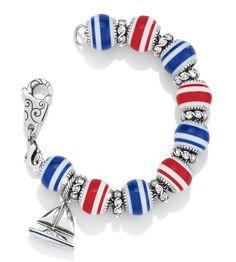 sugar stripe beads.. www.brighton.com