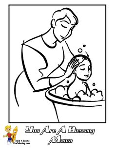 free lds clipart to color for primary children | Pages Or Race Car ...
