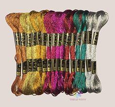 New COATS Anchor Brand Metallic Embroidery Floss Skeins T... https://www.amazon.com/dp/B00XJ62DAC/ref=cm_sw_r_pi_dp_x_xHX5yb52HC203