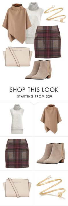 """""""Untitled #104"""" by sarahavamarie ❤ liked on Polyvore featuring 3.1 Phillip Lim, Topshop, Golden Goose, MICHAEL Michael Kors and Melissa Joy Manning"""