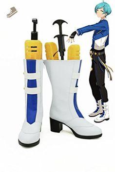 Ensemble Stars Trickstar Shinkai Kanata Cosplay Shoes Boots Custom Made - Telacos sneakers for women (*Amazon Partner-Link)