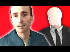 PLAY AS SLENDERMAN! - Gmod SCARY Slender Man Multiplayer Mod! (Garry's Mod)